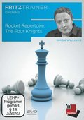 Rocket Repertoire: The Four Knights, DVD-ROM