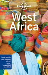 Lonely Planet West Africa Guide