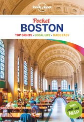 Lonely Planet Boston Pocket Guide