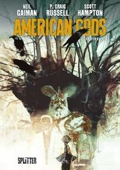American Gods - Schattenbuch - Buch.1