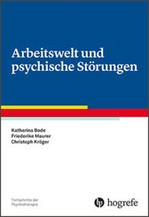 Arbeitswelt und psychische Störungen