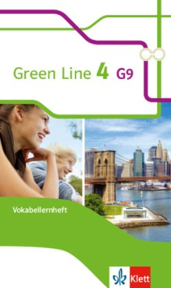 Green Line G9, Ausgabe ab 2015: 8. Klasse, Vokabellernheft; .4