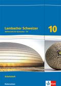 Lambacher-Schweizer, Ausgabe Niedersachsen G9: 10. Schuljahr, Arbeitsheft