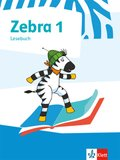 Zebra, Ausgabe ab 2018: 1. Schuljahr, Lesebuch