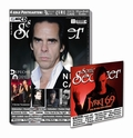 Sonic Seducer: Titelstory Nick Cave And The Bad Seeds, m. Audio-CD; Ausg.2017/07+08