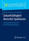 Zukunftsfähigkeit deutscher Sparkassen