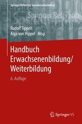 Handbuch Erwachsenenbildung/Weiterbildung, 2 Bde.