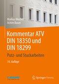 Kommentar ATV DIN 18 350 und DIN 18 299