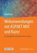 Webanwendungen mit ASP.NET MVC und Razor
