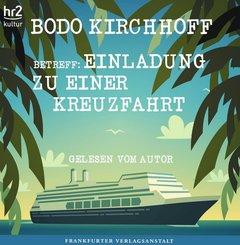 Betreff: Einladung zu einer Kreuzfahrt, Audio-CD