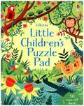 Little Children's Puzzle Pad