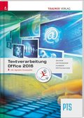 Textverarbeitung Office 2016 PTS, m. Übungs-CD-ROM
