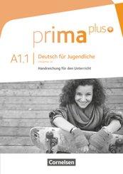 Prima plus - Deutsch für Jugendliche - Allgemeine Ausgabe - A1: Band 1