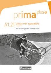 Prima plus - Deutsch für Jugendliche - Allgemeine Ausgabe - A1: Band 2