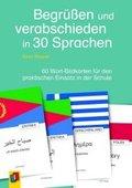 Begrüßen und verabschieden in 30 Sprachen