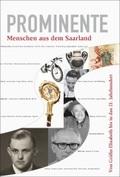 Prominente Menschen aus dem Saarland