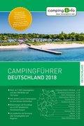 Campingführer Deutschland 2018
