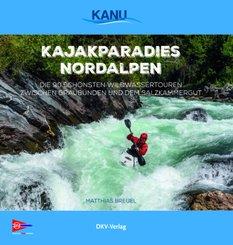 Kajakparadies Nordalpen; Abteilung I/Band 1