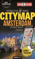 High 5 Edition Interactive Mobile Citymap Amsterdam