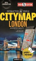 High 5 Edition Interactive Mobile Citymap London