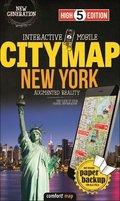 High 5 Edition Interactive Mobile Citymap New York