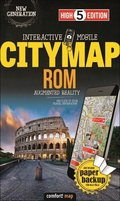 High 5 Edition Interactive Mobile Citymap Rom; Roma / Rome