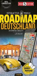 High 5 Edition Interactive Mobile Roadmap Deutschland; Germany