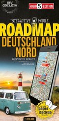 High 5 Edition Interactive Mobile Roadmap Deutschland Nord; Germany North