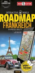 High 5 Edition Interactive Mobile Roadmap Frankreich; France