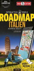 High 5 Edition Interactive Mobile Roadmap Italien; Italy / Italia