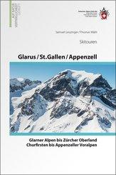 Skitouren Glarus - St. Gallen - Appenzell