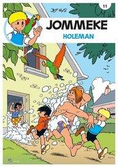 Jommeke - Holeman