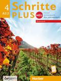 Schritte plus Neu - Deutsch als Zweitsprache, Ausgabe Österreich: A2.2 - Kursbuch + Arbeitsbuch mit Audio-CD; Bd.4