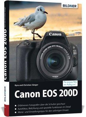 Canon EOS 200D - Für bessere Fotos von Anfang an!