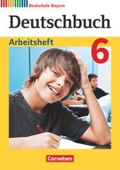 Deutschbuch - Sprach- und Lesebuch - Realschule Bayern 2017 - 6. Jahrgangsstufe