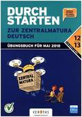 Durchstarten zur Zentralmatura 2018 - Deutsch