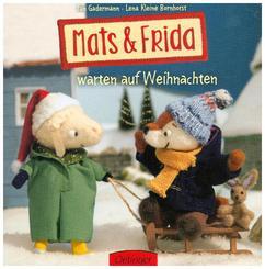 Mats & Frida warten auf Weihnachten