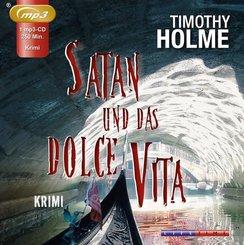 Satan und das Dolce Vita, 1 MP3-CD