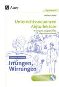 Theodor Fontane 'Irrungen, Wirrungen', m. CD-ROM