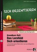 """Grundkurs DaZ: Das Lernfeld """"Sich orientieren"""", m. Audio-CD"""