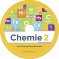 Chemie, Ausgabe Berlin/Brandenburg: Gefährdungsbeurteilung, 1 CD-ROM; Bd.2