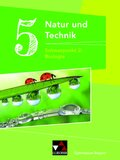 Natur und Technik - Gymnasium Bayern: 5. Jahrgangsstufe, Schülerbuch - Schwerpunkt 2: Biologie