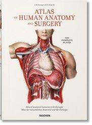 Atlas of Human Anatomy and Surgery / Atlas d' anatomie humaine et de Chirurgie / Atlas der menschlichen Anatomie und der