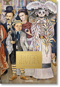 Diego Rivera. Sämtliche Wandgemälde - The Complete Murals