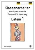 Latein 1 - Klassenarbeiten von Gymnasien in Baden-Württemberg mit Lösungen
