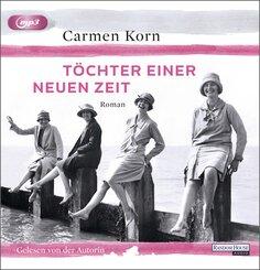 Töchter einer neuen Zeit, 1 Audio-CD, MP3