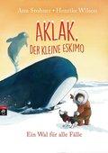 Aklak, der kleine Eskimo - Ein Wal für alle Fälle