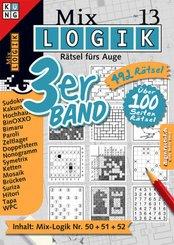 Mix Logik 3er-Band - Nr.13