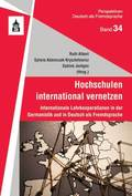 Hochschulen international vernetzen