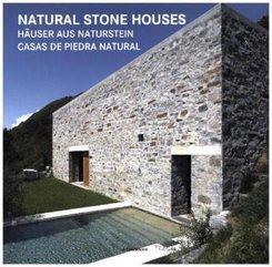Natural Stone Houses; Häuser aus Naturstein; Casas de Piedra Natural